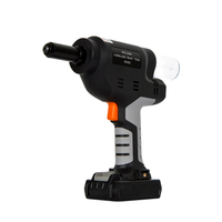 KD-02X+ 18 V Brushless Rivet Gun Battery Rivet Tool